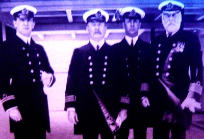 OFFICERS IN UNIFORM