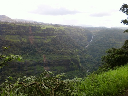 Lonavla at my first shore leave.